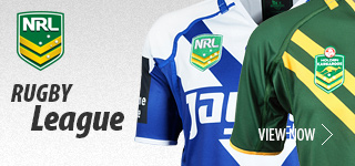 Rugby League Teamwear