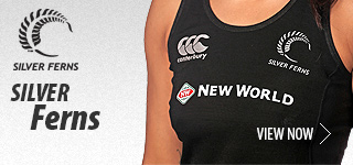 Silver Ferns Teamwear
