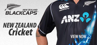Black Caps Teamwear